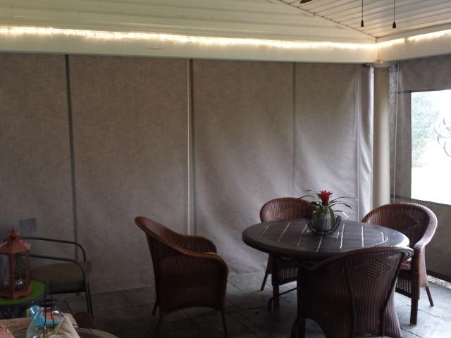 Porch Enclosure Kreider S Canvas Service Inc