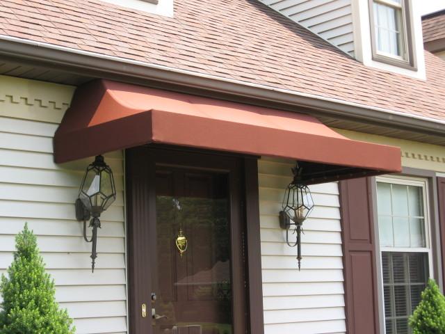 Residential Door Hoods Gallery Kreider S Canvas Service