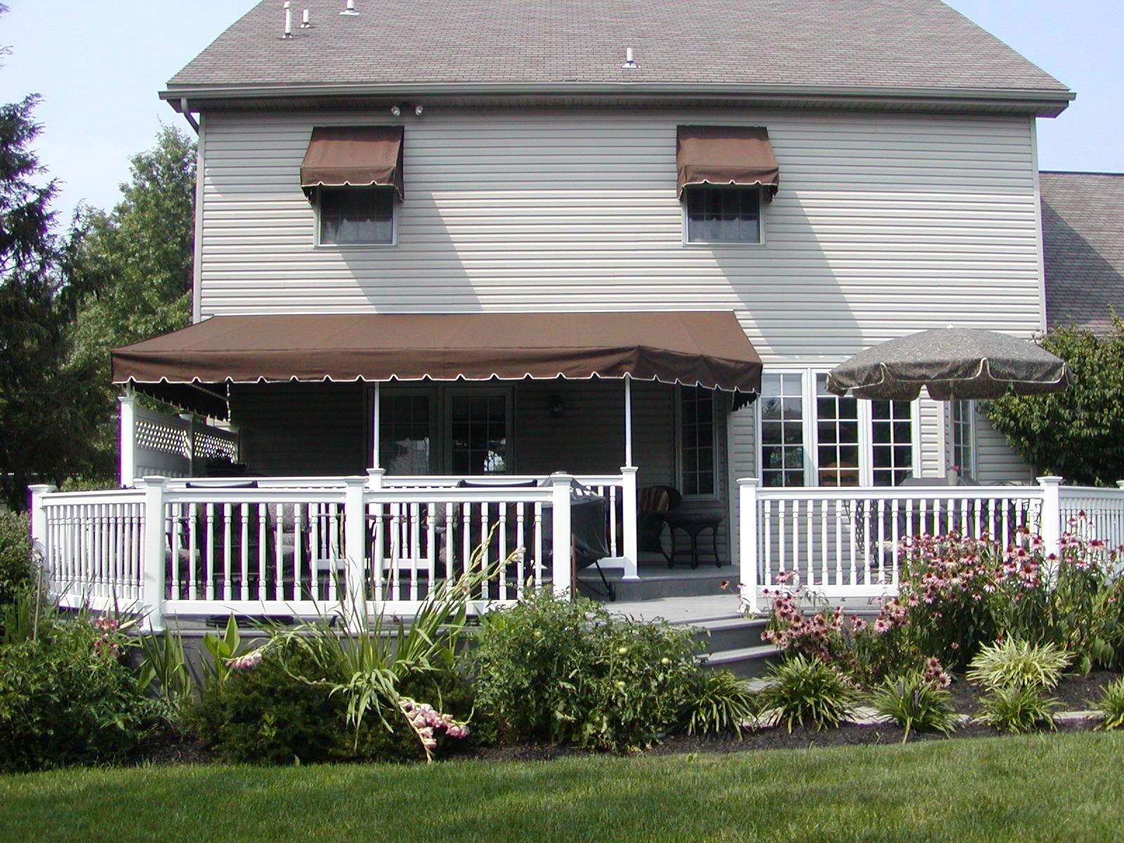 45 Corner custom canopy design. Lititz PA & 45 Corner custom canopy design. Lititz PA | Kreideru0027s Canvas ...