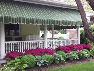Lovely. Beautiful. Timeless. Elegant. Shade. Awnings