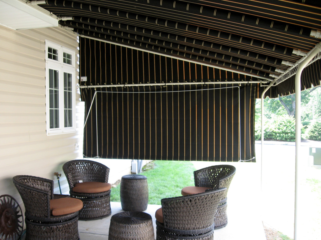 Drop Curtains Enclosures Kreider S Canvas Service Inc