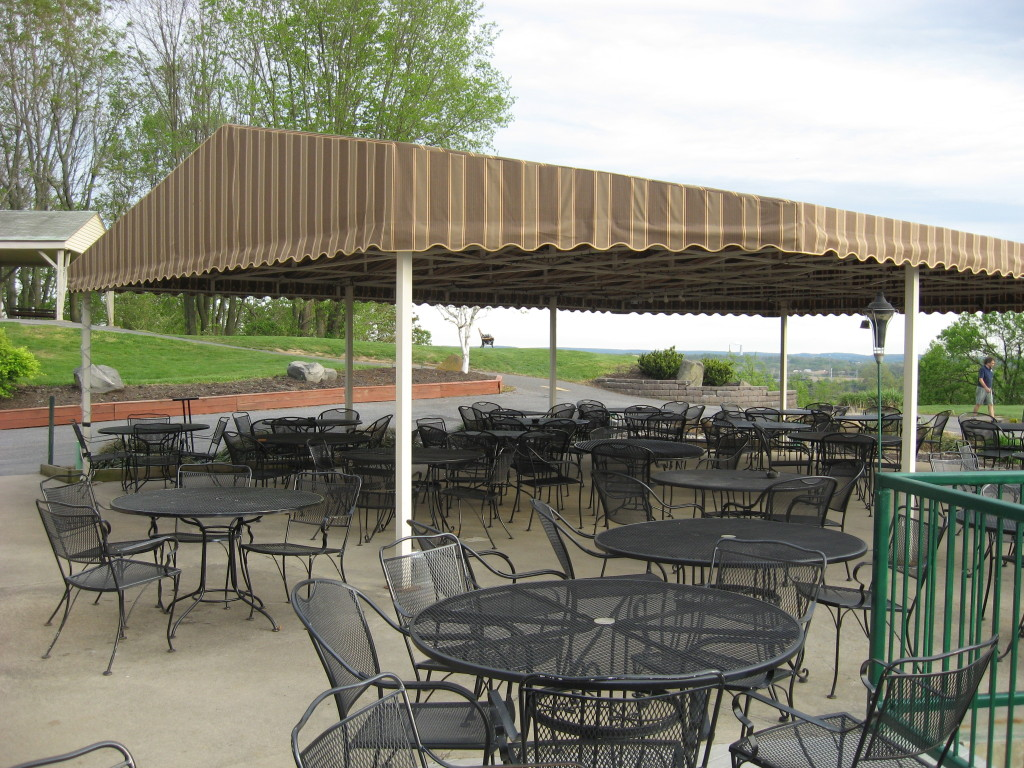 Dining Canopies Kreider S Canvas Service Inc