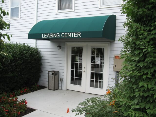 canvas awnings and canopies