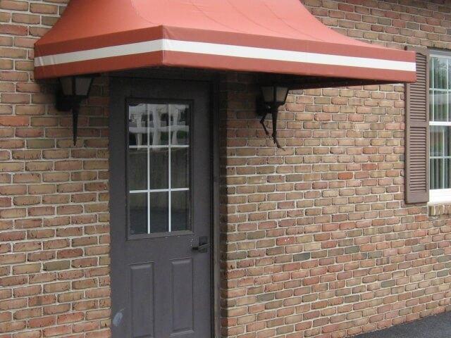 Commercial doorhood