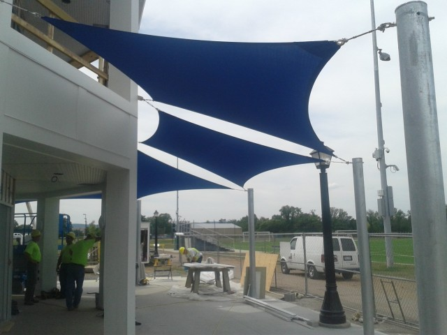 Shade Sails Kreider S Canvas Service Inc