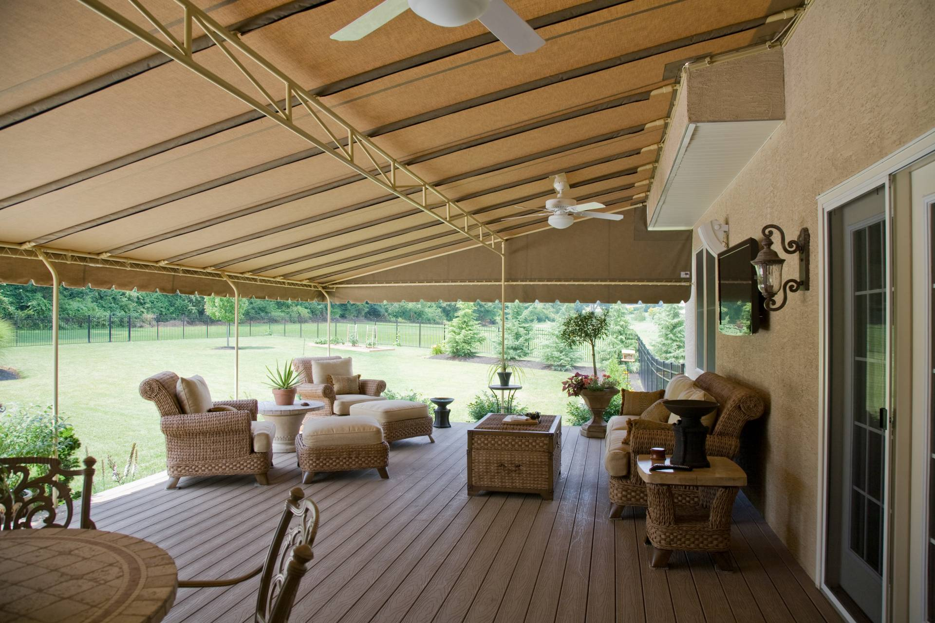 deck blog arbors us shade and over a r pergola pergolas awning structures building decks canopies
