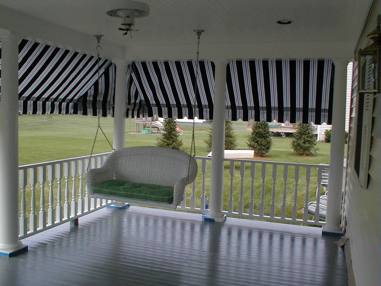 home homes awnings ideas front fabric awning your jburgh for homesjburgh best porch