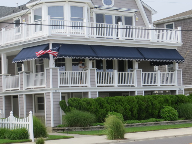 Porch Awnings Kreider S Canvas Service Inc