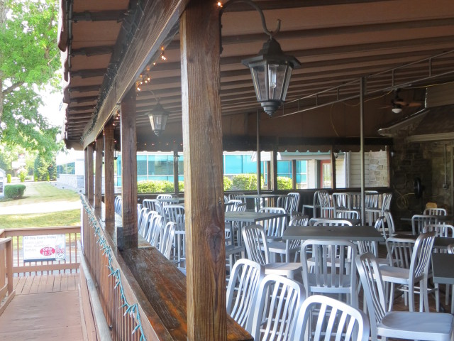 Large Dining Canopy Kreider S Canvas Service Inc