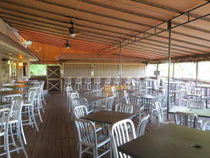 Dining room enclosure