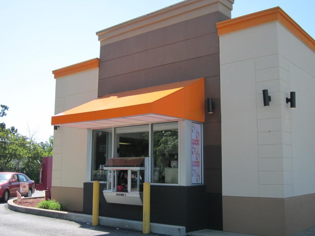 Harrisburg Awning Dunkin Donuts Kreider S Canvas Service
