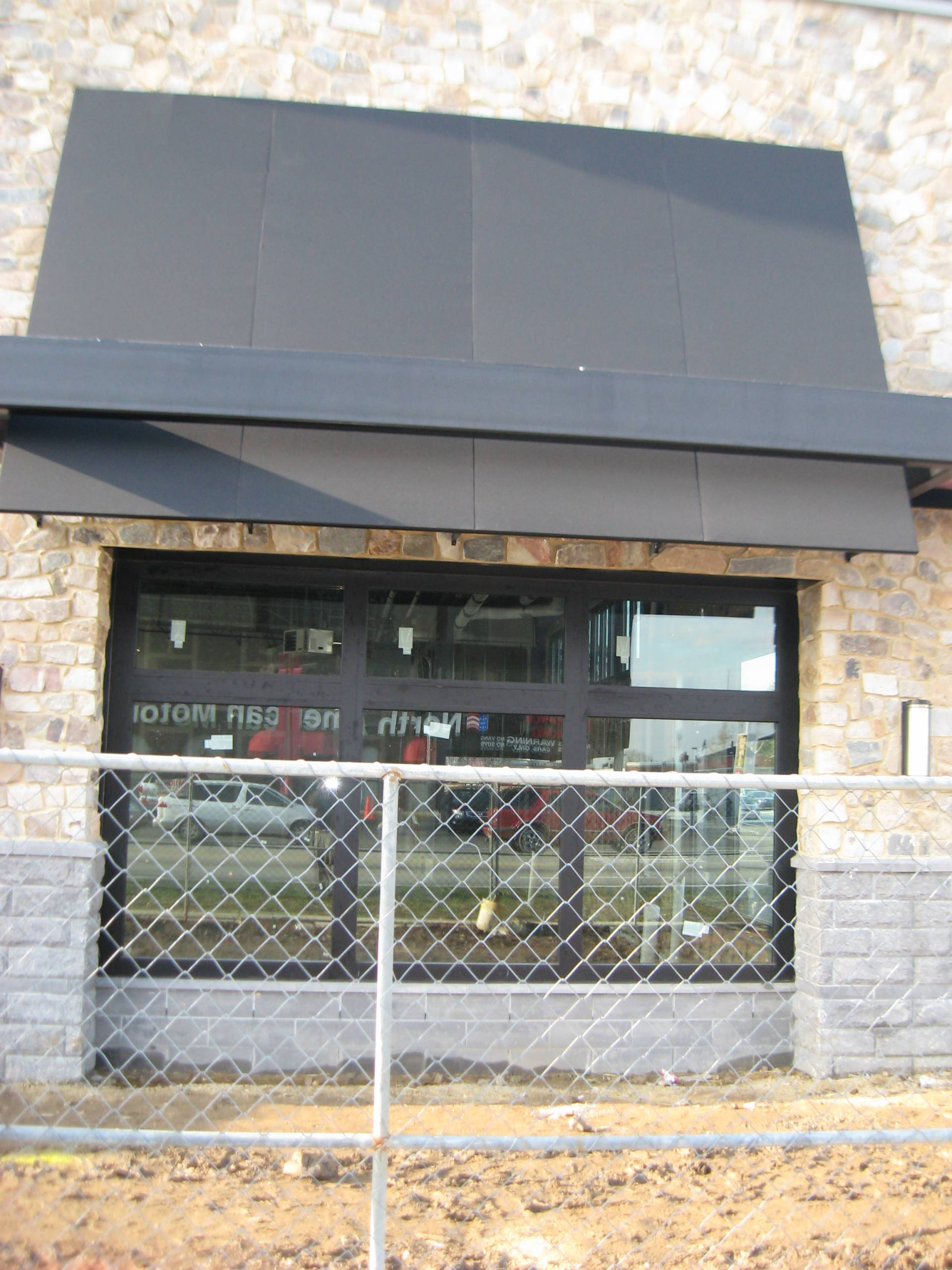 Storefront Facade Awnings Bala Cynwyd Kreider S Canvas