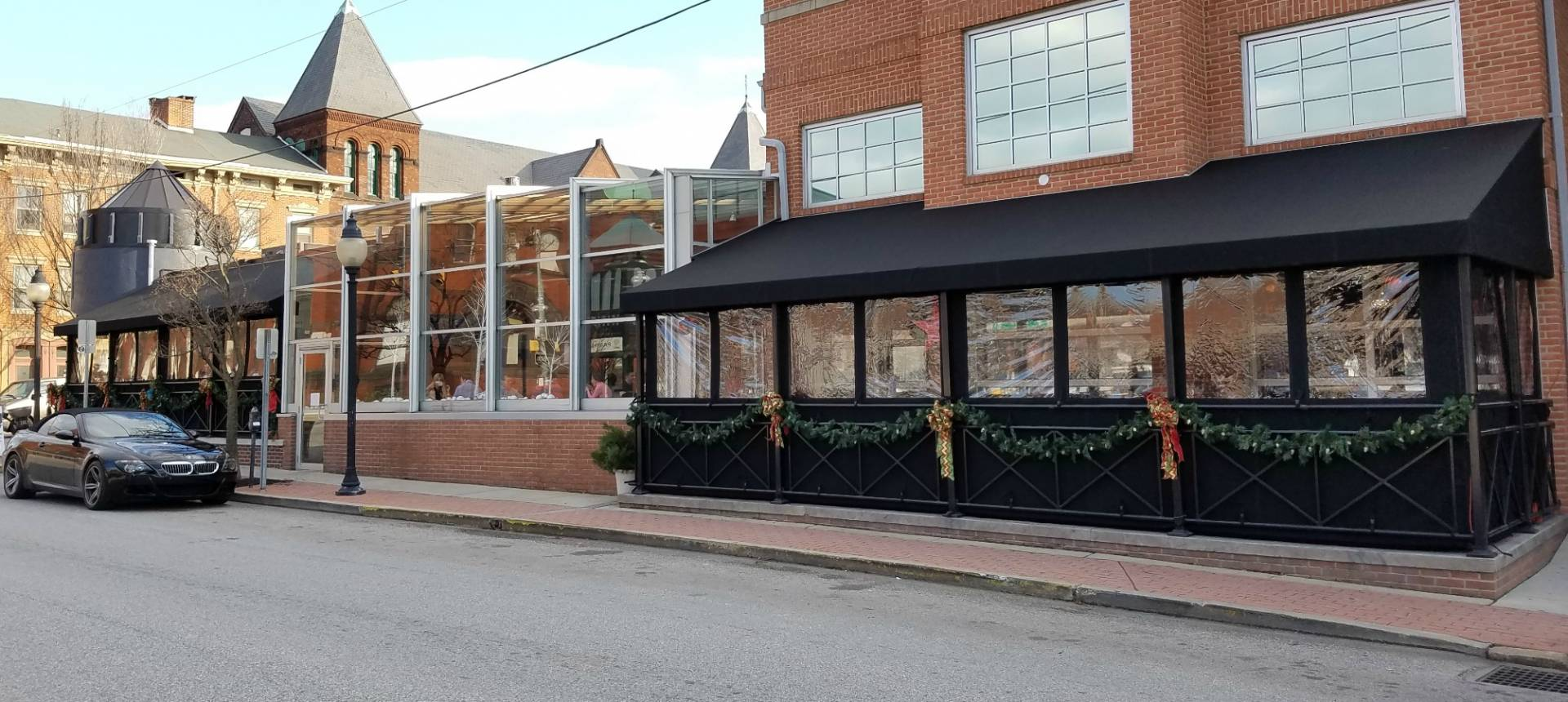 White Rose Bar And Grill York Pa Dining Canopies With