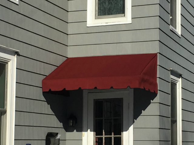 reading pa berks county fixed awning canvas fabric canopy