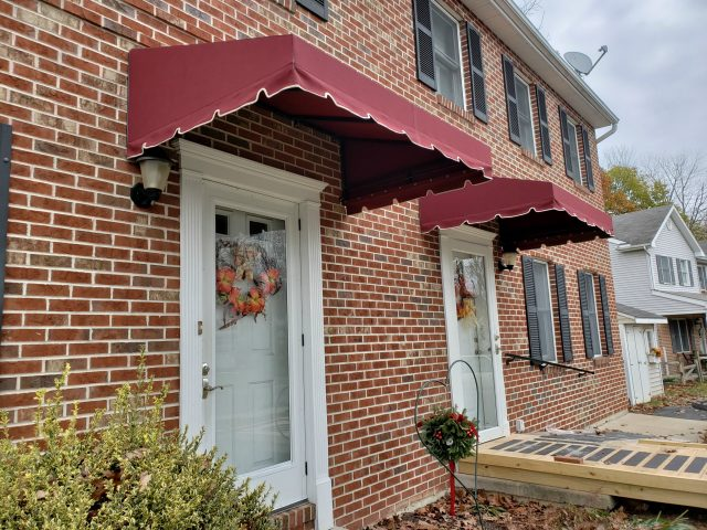 doorhood awnings reading pa