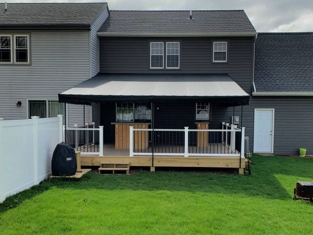 Large Deck Canopy - Lancaster pa