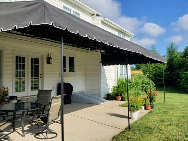 Large Patio Canopy